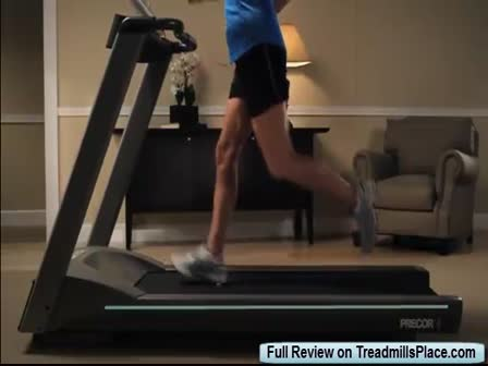 Precor 9.23 Treadmill Review | COMPARE Precor Treadmill 9.23