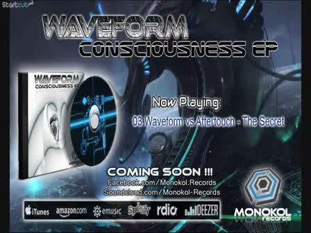 Waveform - Consciousness EP Teaser.
