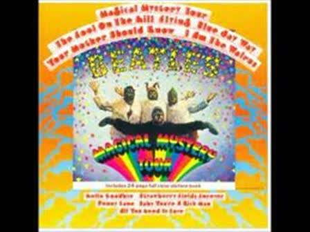 The Beatles-Magical Mystery