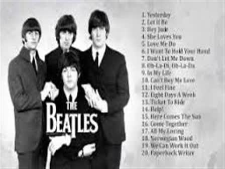 The Beatles's Greatest Hits,Best Songs01:59:57