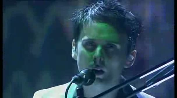 Muse - Ruled By Secrecy live