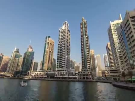 Dubai Time in Motion - Atmosphere Real Estate [Low, 360p]