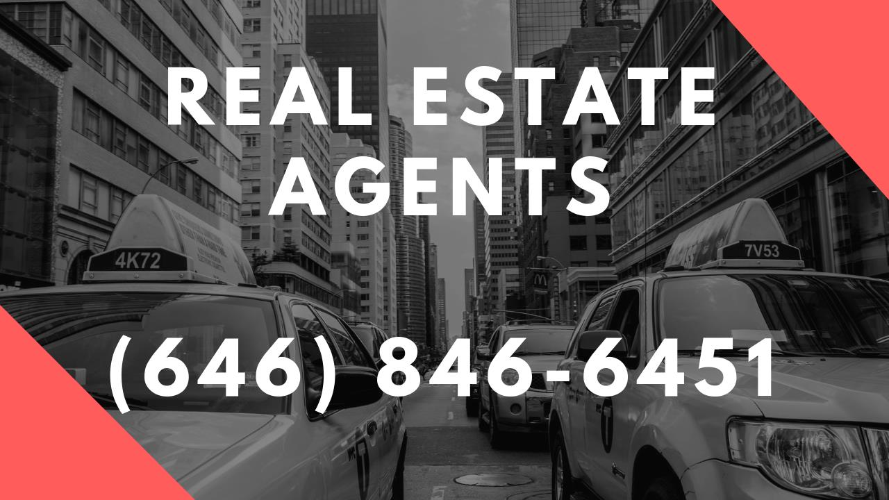 Real estate agent Forest Hills NY – (646) 846-6451